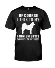 Finnish Spitz MenX27S Pr 17 Classic T-Shirt thumbnail