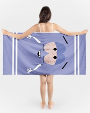 Premium - Quick-Dry and Ultra Soft  Beach Towel aos-tc-beach-towels-lifestyle-front-01