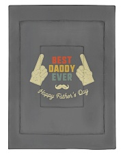 Best Daddy Ever Comforter - Twin XL front