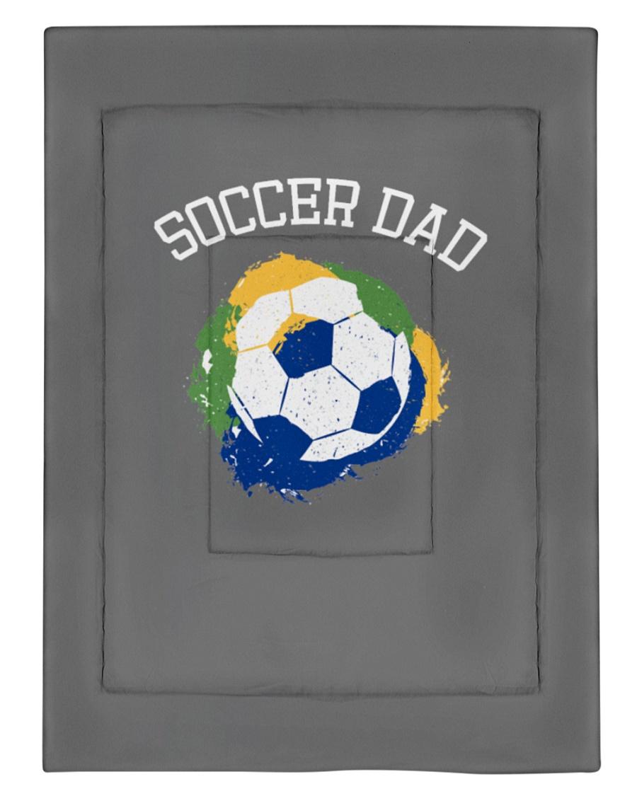 Championship Soccer USA Team Father's Day fun gif Comforter - Twin XL