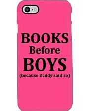 Books Before Boys Phone Case thumbnail