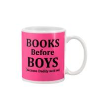 Books Before Boys Mug thumbnail