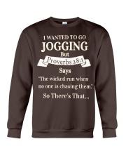 Best Christmas Gifts Ever - too Crewneck Sweatshirt thumbnail