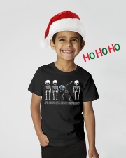 It's OK To Be A Little - Gifts Link 17 USD Youth T-Shirt lifestyle-holiday-youth-front-1