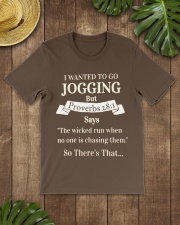 I Wanted Jogging Classic T-Shirt lifestyle-mens-crewneck-front-18