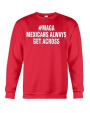 Maga Mexicans Crewneck Sweatshirt thumbnail