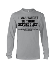 WoW - Best Christmas Gifts for Men-Women - Thanks Long Sleeve Tee thumbnail