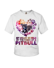 Pit bull  Youth T-Shirt front
