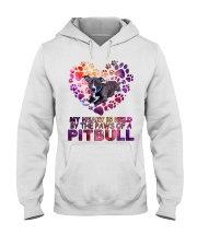 Pit bull  Hooded Sweatshirt thumbnail