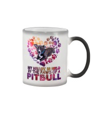 Pit bull  Color Changing Mug thumbnail