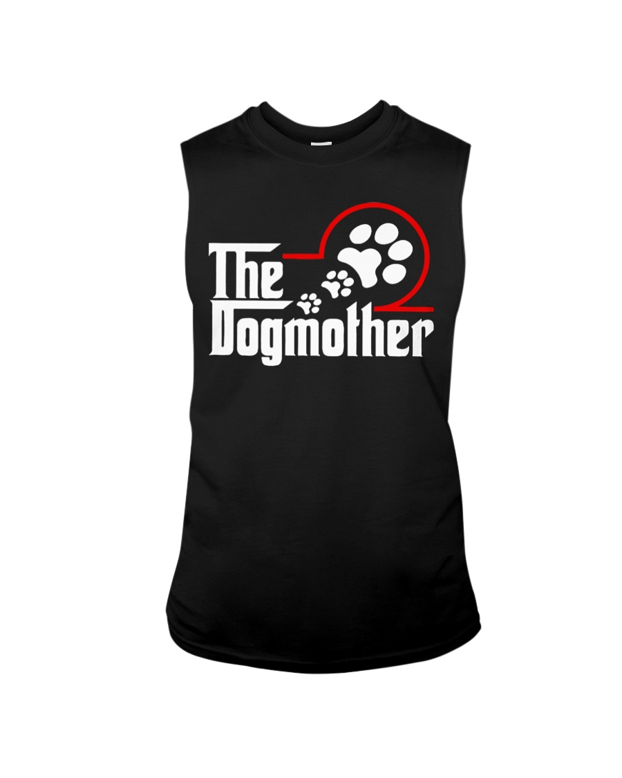 THE DOG MOTHER Sleeveless Tee