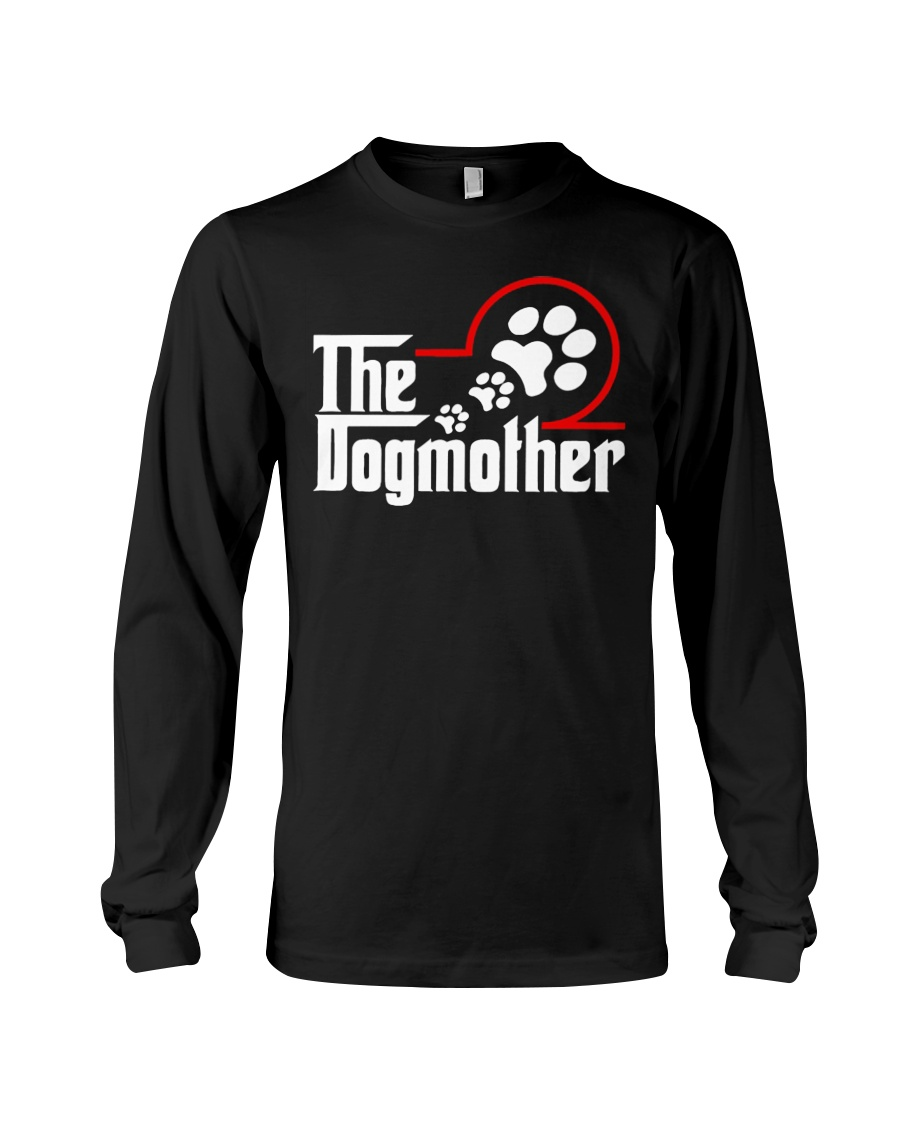 THE DOG MOTHER Long Sleeve Tee