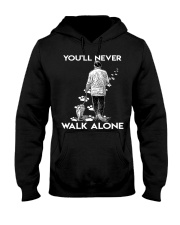 You'll never walk alone Hooded Sweatshirt thumbnail