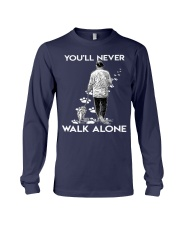 You'll never walk alone Long Sleeve Tee thumbnail