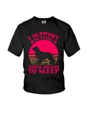 Golden Retriever Youth T-Shirt thumbnail