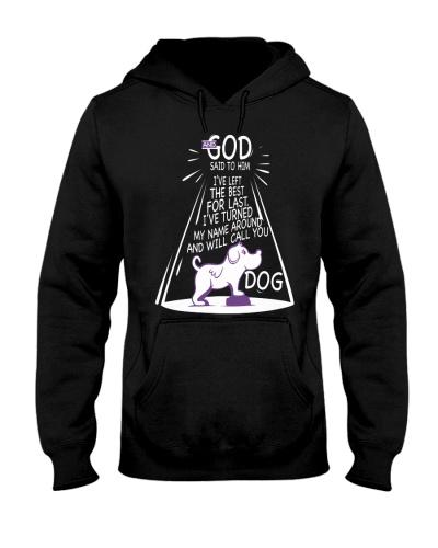 Dogs - And God Said