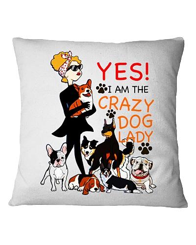 I'm the crazy dog lady