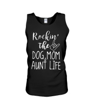 DOG MOM Unisex Tank thumbnail