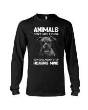Help Animals Long Sleeve Tee thumbnail