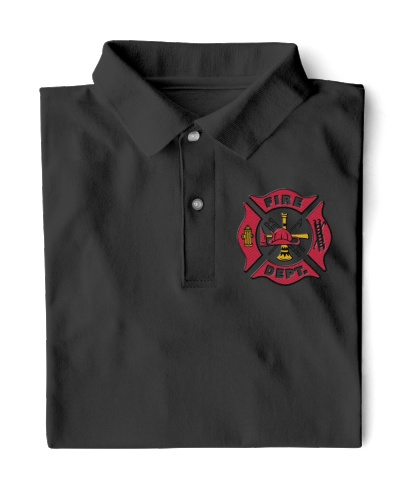 Firefighter Classic Polo and Dress Shirt