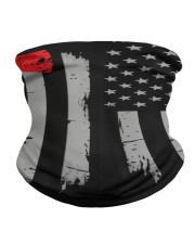 Thin Red Line Flag Firefighter Axe Neck Gaiter - 3 Pack back