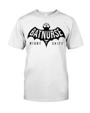 Bat nurse T-Shirt Classic T-Shirt thumbnail