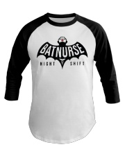 Bat nurse T-Shirt Baseball Tee thumbnail