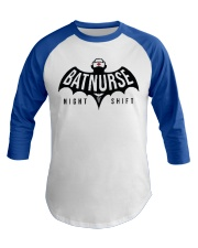 Bat nurse T-Shirt Baseball Tee front
