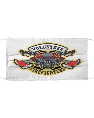 Firefighter volunteer mask