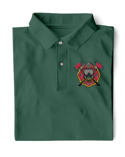 Fire Department classic polo