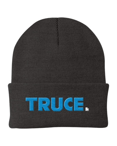 Truce Utah Embroidered Beanie