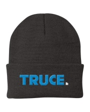 Truce Utah Embroidered Beanie Knit Beanie front