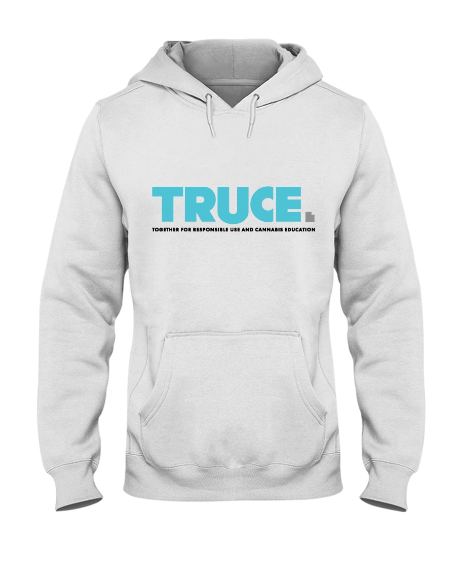 TRUCE Hoodie  Hooded Sweatshirt