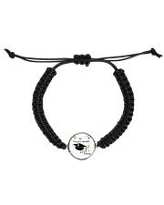 2019 Graduate Party Cord Circle Bracelet front