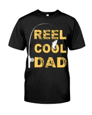 Ree Cool Dad -Fathers Day Funny Gifts T-Shirt Classic T-Shirt front