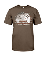 Video Game 4th Of July Independence Day Gift Classic T-Shirt thumbnail