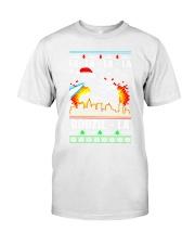 Fa La La La Godzil - La Classic T-Shirt thumbnail
