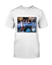 Merry Christmas Shitter Wasfull Classic T-Shirt thumbnail