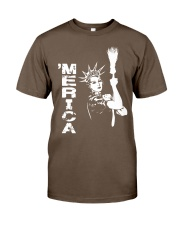 4th Of July Sarcasm Classic T-Shirt thumbnail