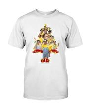 Caluche Christmas Tree Classic T-Shirt thumbnail