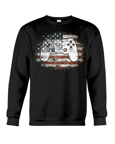 4th Of July Gift Video Game Gamer Kids Boy