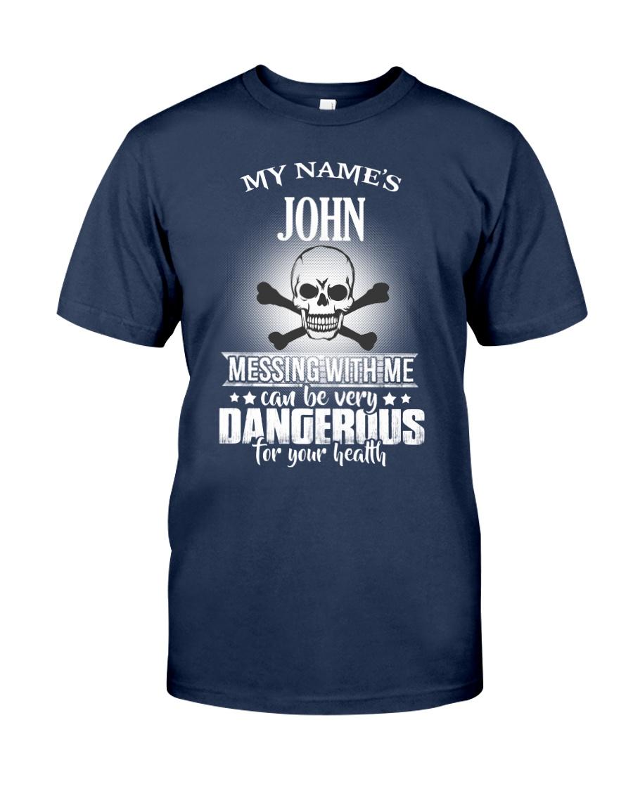 My name's John Classic T-Shirt