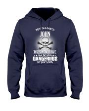 My name's John Hooded Sweatshirt thumbnail