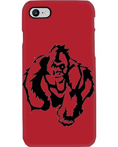 gorilla phone case of justnow-fashion
