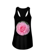 Garden Rose Ladies Flowy Tank thumbnail
