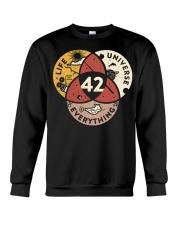 Life universe everything 42 t-shirt Crewneck Sweatshirt thumbnail