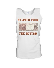 Food stamp started from the bottom shirt Unisex Tank thumbnail