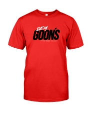 Dem Goons from dade county shirt Classic T-Shirt front