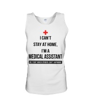 I can't stay at home I'm a Medical Assistant shirt Unisex Tank thumbnail