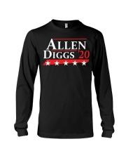 Allen Diggs 2020 shirt Long Sleeve Tee thumbnail